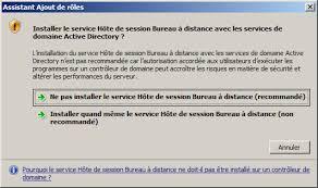 service bureau distance installation d un tse terminal serveur edition pdf