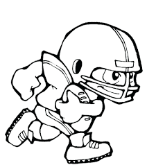 cool coloring pages football clubs logos nfl mascot team helmets