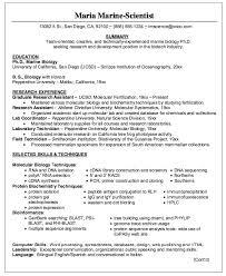Resume Executive Summary Examples Jospar by Resume Biology Exol Gbabogados Co