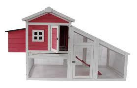 Building Backyard Chicken Coop Lovupet Deluxe Wooden Backyard Chicken Coop U0026 Reviews Wayfair