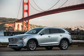 mazda maker cx 9 earns spot on 2017 car and driver 10best trucks and suvs