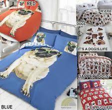 Sausage Dog Duvet Cover Dog Quilt Cover Ebay