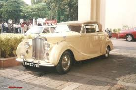 old bentley convertible pics of pune vintage rally 10 years old page 3 team bhp