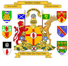 Scottish County Flags Sam U0027s Flags Northern Ireland Flag And Coat Of Arms