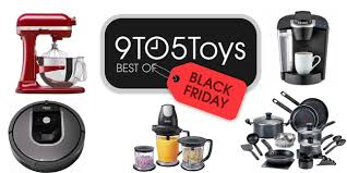 9to5toys new gear reviews and deals best of black friday home goods kitchenaid stand mixer 180 keurig k55 brewer 60 more