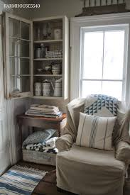 farmhouse 5540 blue and white my shabby side pinterest