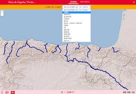 Pais Vasco Map Interactive Map What U0027s The Name Rivers Of Spain Western