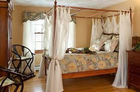 Dark Canopy Bed Curtains Bedroom Country Bedroom With French Interior Style Feat Canopy