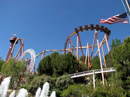 Six Flags Magic Mountain by Holiday In The Park Coming To Six Flags Magic Mountain In 2014