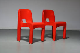 Kartell Armchair Joe Colombo 4867 Chairs By Kartell At 1stdibs