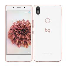 b q smartphone libre bq aquaris x5 plus blanco oro rosa 32gb