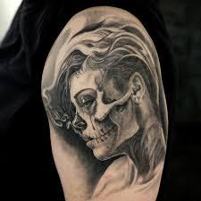stefano alcantara tattoos evil death my day of the death version