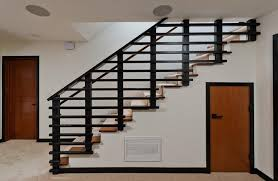 modern stair railing kits unique shaped decoration fence modern