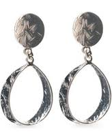 sensitive skin earrings winter shopping s deal on rogers gray silver tone