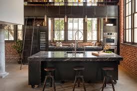 cuisine style retro cuisine rétro loft recherche cuisine déco