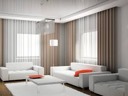 Curtain Ideas For Modern Living Room Decor Simple Modern Curtain Curtain Pinterest Modern Curtain