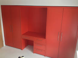 Red Kids Desk by Bedrooms U2013 Amwellkitchens Co Uk