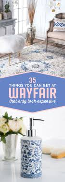35 things you can get at wayfair that only look expensive