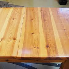 how to stain pine table stain pine table with leaf