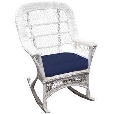Wicker Rocker Patio Furniture - tortuga outdoor tuscan lorne wicker rocker wickercentral com