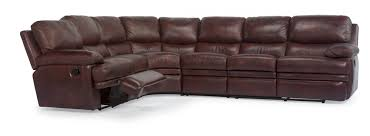 Natuzzi Leather Recliner Furniture Amazing Leather Reclining Sectional Sofa Design