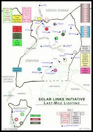 Burundi Map Solar Links U2014 Solar Links