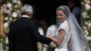 look pippa middleton u0027s wedding gown
