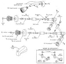 glacier bay kitchen faucet parts diagram best faucets decoration