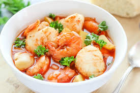 Healthy Fish Dinner Ideas Slow Cooker Seafood Stew I Heart Nap Time