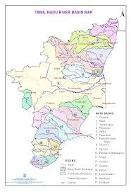 tamil nadu map water resources department govt of tamil nadu dams