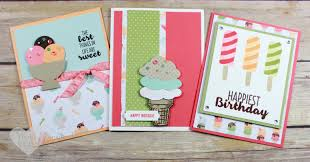 march 2017 free card kits new host code cool treats luvin stin