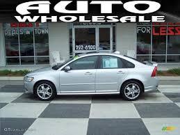 2008 silver metallic volvo s40 t5 30214173 gtcarlot com car