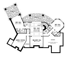 home theater open floor plan