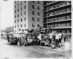 chicago housing projects map american theatre pj paparelli stages a chicago housing crisis