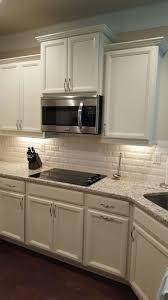 Led Under Kitchen Cabinet Lighting by Elegant Should You Tile Under Kitchen Cabinets Kitchen Cabinets