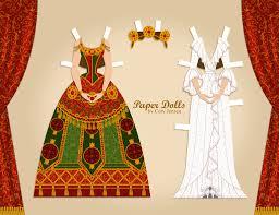 Christine Daae Halloween Costume Christine Daae Phantom Opera Paper Dolls Cory