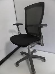 Office Chair Free Delivery Used Black Knoll Life Operators Chair Luof Luof