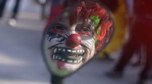 clown sightings list which states have reported threatening clowns