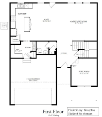 Pulte Home Floor Plans Newberry New Home Plan Canton Mi Pulte Homes New Home