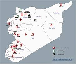 Air Force Bases United States Map by Bellingcat The Syrian Arab Air Force Beware Of Its Wings