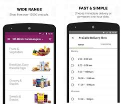 delivery service app ola rolls out grocery delivery service app ola store for android