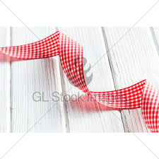 checkered ribbon checkered ribbon gl stock images