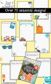 blank writing paper template 187 best blank writing templates images on pinterest writing writing paper for all seasons