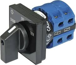 ac rotary switch off 2 positions 120v ac 30a blue sea systems
