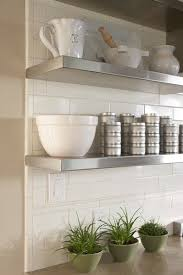 Open Metal Shelving Kitchen by 1130 Best Decorate U003e Kitchen Images On Pinterest Kitchen