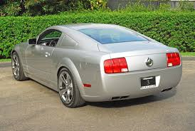 iacocca mustang price car the 45th anniversary iacocca mustang exclusive