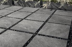 garden tile floor porcelain stoneware textured outfloor20