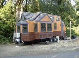 tiny house slide out lightweight tiny house on wheels with two huge slide outs
