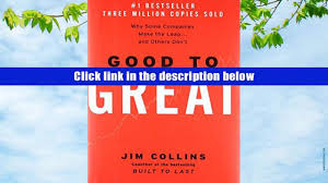 read pdf online good to great why some companies make the leap