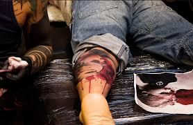 50 leg tattoos for inkdoneright